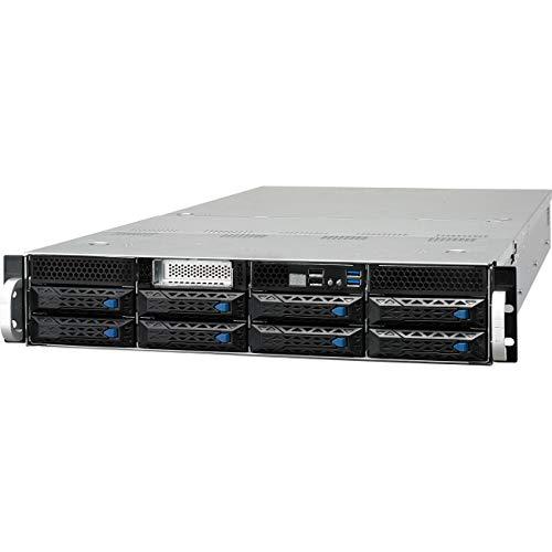 ASUS ESC4000 G4 Dual LGA3647 Intel Lewisburg PCH C621 DDR4 2U Rackmount Server Barebone System