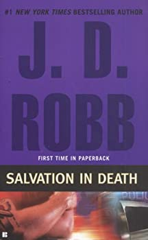 Paperback EXP Salvation in Death Book