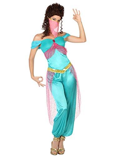 Atosa 26417 – Arabe Danseuse, Dame Costume