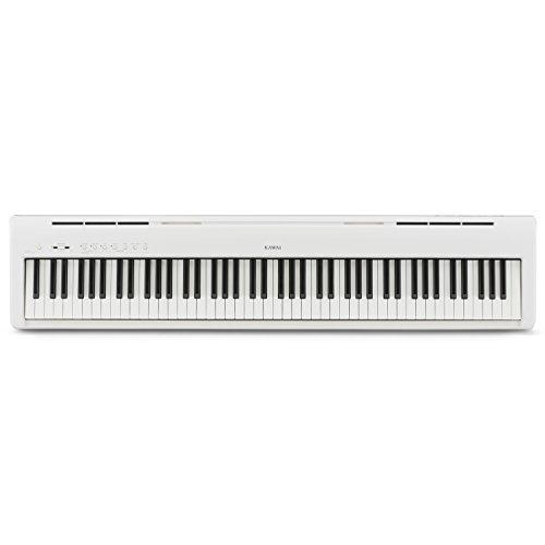 Kawai ES110 88-Key Digital Piano with Speakers - Snow White