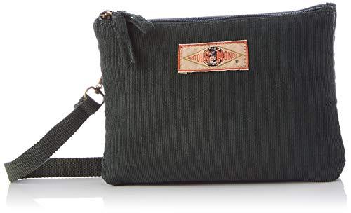 Bensimon New Bag, Mini Corduroy Donna, Foret, TU