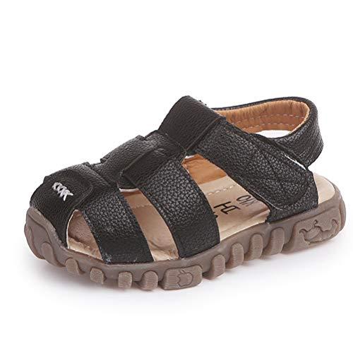 Niños Sandalias de Verano Zapatos de Playa Transpirables bebé Sandalias Casuales no Slip de niño cómodo