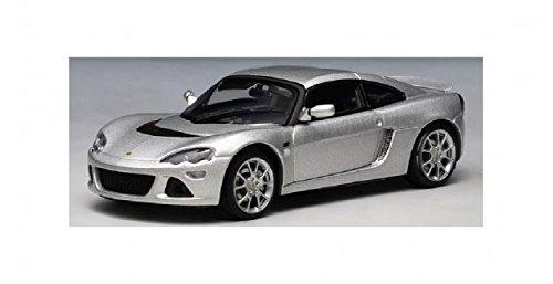 Lotus Europa S Silver 1/43 Diecast Car Model Autoart (japan import)