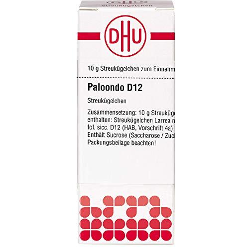 DHU Paloondo D12 Streukügelchen, 10 g Globuli