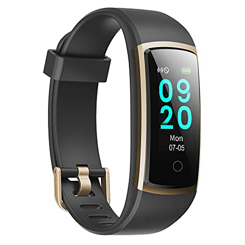 YAMAY Smartwatch Orologio Fitness Tracker Donna Uomo Smart Watch Pressione...