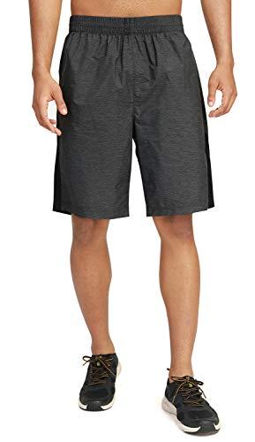 CAMEL CROWN Shorts de Running Hombre Pantalones Cortos Deportivos Transpirables Ligeros y Secado Rápido Shorts de Entrenamiento con Bolsillos y Cordón Fitness Yoga Baloncesto Jogging Verano