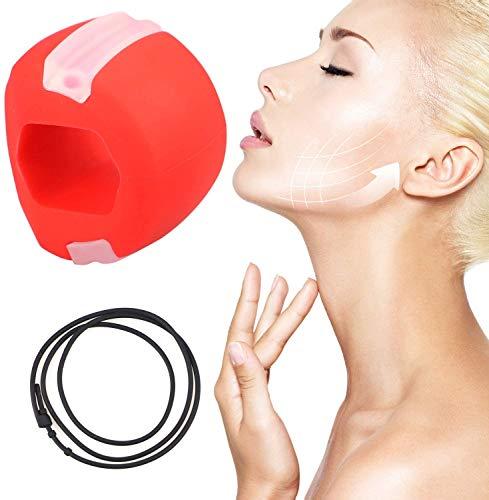 Jaw Exerciser, Jawline Exerciser for Men/Women, Premium Jawline Shaper Facial...