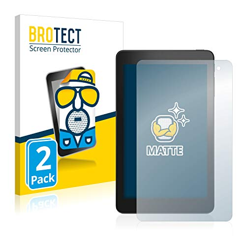 BROTECT 2X Entspiegelungs-Schutzfolie kompatibel mit Dell Venue 8 Pro 5855 Bildschirmschutz-Folie Matt, Anti-Reflex, Anti-Fingerprint