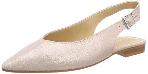 ESPRIT Damen Marni Sling Slingback Sandalen, Pink (Pastel Pink), 38 EU
