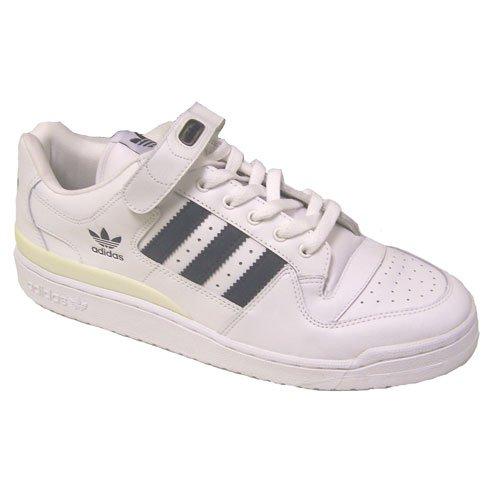 adidas ADID M'S Forum - 665421 WHITE/BLUE-12-M