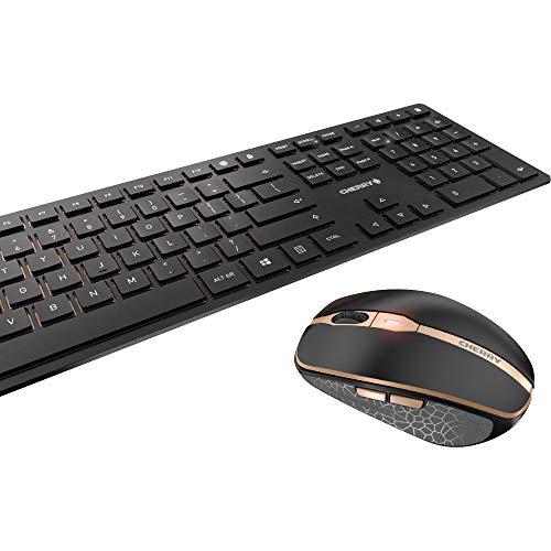 Preisvergleich Produktbild CHERRY DW 9000 Slim Tastaturen Schwarz