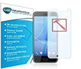 Slabo 3 x Premium Panzerglasfolie für HTC U11 Life