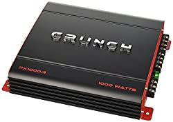 crunch PX1000.4 Power Amplifier