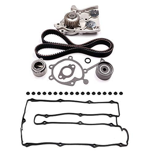 ECCPP Timing Belt Water Pump and Valve Cover Kit Fit for 1995 1996...