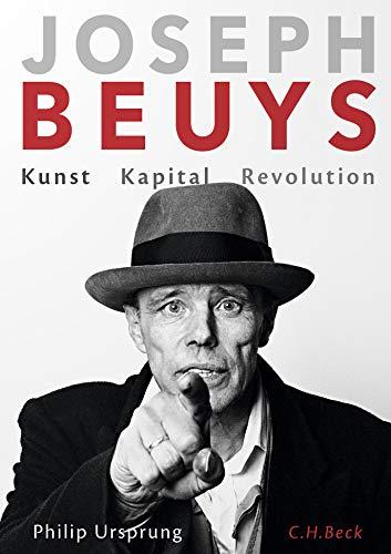 Buchseite und Rezensionen zu 'Joseph Beuys: Kunst Kapital Revolution' von Philip Ursprung
