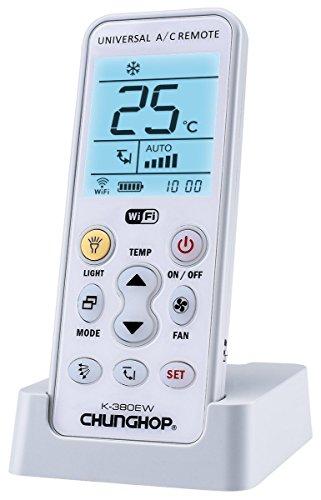 A/C Remote Control K-380EW Wi-Fi Smart Universal Air Conditioner Remote Control