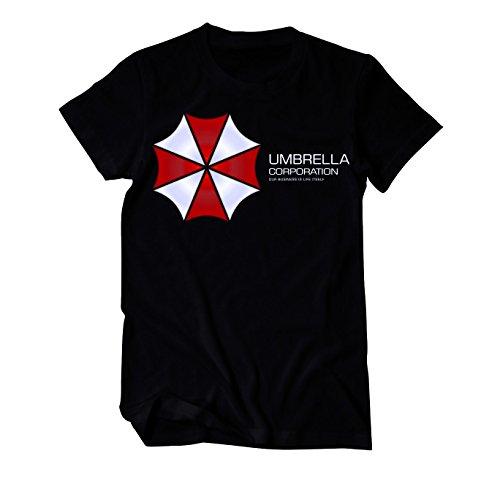 Umbrella Corporation T-Shirt Herren schwarz XXXXX-Large