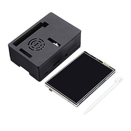 Universal Raspberry Pi 3 Case USB Port Updated Premium Raspberry Pi Case Designed for Raspberry Pi 3B+/3B/2B