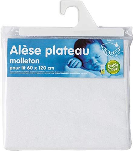 Babycalin Alèse Plateau Molleton 60 x 120 cm