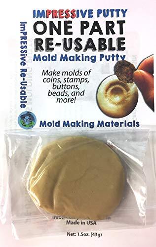 ComposiMold Impressive Re-usable Molding Putty (1.5 oz (42 g))