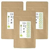 Honjien tea ほんぢ園 健康茶 国産 あま茶 ティーパック 1g×20p×3袋 セット /セ/ M