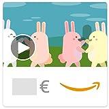 Cheque Regalo de Amazon.es - E-Cheque Regalo - Conejo Conga (animación)