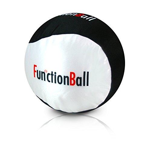 achilles FunctionBall, Kinder Ball Luftballon mit Schutzhülle, Spielball für Spiel- Spaß und Fitness, 20 cm Durchmesser