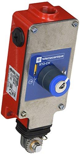 Schneider XY2CH13450 Seilzug-Notschalter für Seillängen bis Max. 15M R421 Ös