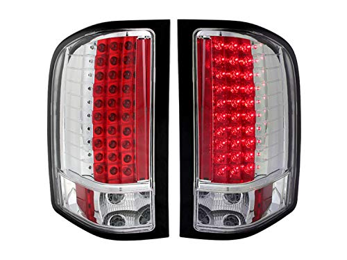 04-09 Durango Taillight Taillamp Rear Brake Light Lamp Left Right Side Set PAIR