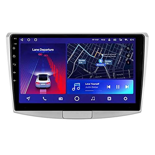 ADMLZQQ Radio de Coche Android 10 Autoradio para Volkswagen...