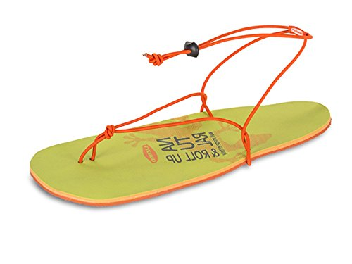 Lizard Roll Up Barfuß-Sandale Unisex