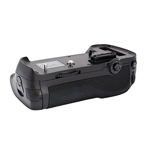 Meike Vertikaler Batteriegriff für Nikon D800 D810 D800E D810A DSLR Kamera Ersatz für Nikon MB-D12 Kompatibel mit EN-EL15 Batterien