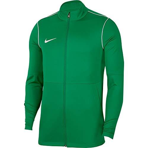 Nike Herren Trainingsjacke Park20 Track Jacket, Pine Green/White/(White), XL, BV6885-302