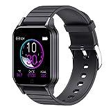 LWP 2021 Nuevo Reloj Inteligente para Mujeres Y Hombres, Ritmo Cardíaco Monitor De Fitness Papel Pintado Personalizado Reloj Deportivo Android iOS Smartwatch T96,C