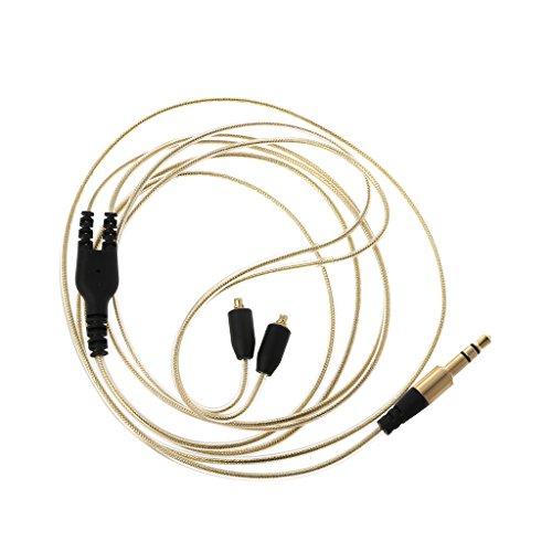 siwetg kabel MMCX voor SE315 SE535 SE846 koptelefoon kabel