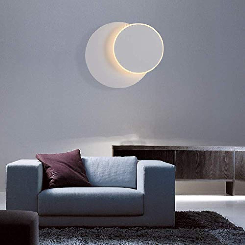ZY  Moderne LED-Wandleuchten Up Down Bedside Lighting Fixture Verstellbare zeitgenssische Wandleuchte Wandleuchte aus Acryl für Wohnzimmer Schlafzimmer Warmwei 3000K (Glühlampe enthalten)