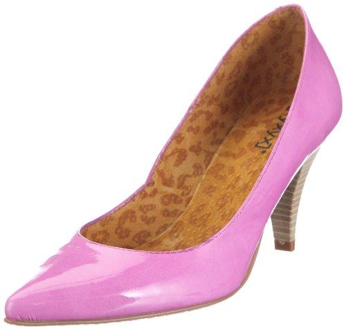xyxyx Damen Pumps, Pink/Alberche, 40 EU