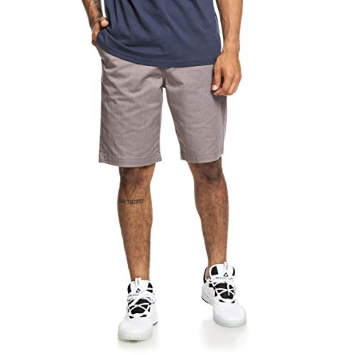 DC Shoes Worker Heather 20.5' - Short Chino - Hombre - 32