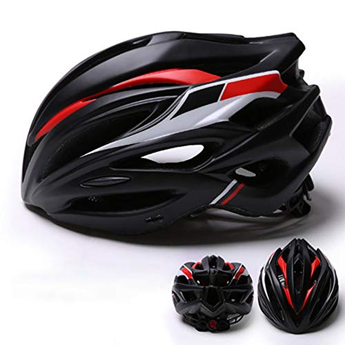 Mountain Bike Helmet, Bike Helmet, Adult Bicycle Helmet,Road Cycling Helmet,Comfortable Lightweight Breathable Helmet, for MTB Bike Fully Shaped Cycling Helmets
