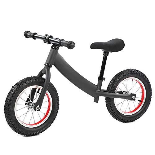 Vbest life Fietsfiets, met 2 wielen, aluminiumlegering, balanced learning walkfiets zonder pedaal, voor kinderen en kinderen