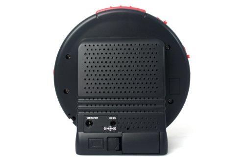 SonicBombSBB500SSLoudPlusVibratingAlarmClock-Black-UKVersion[並行輸入品]