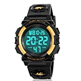 ATIMO Boys Toys Age 5-13, Digital Sport Watches for Boys Birthday Presents Age 5-12 Outdoor Toys for 5-14 Year Old Boys