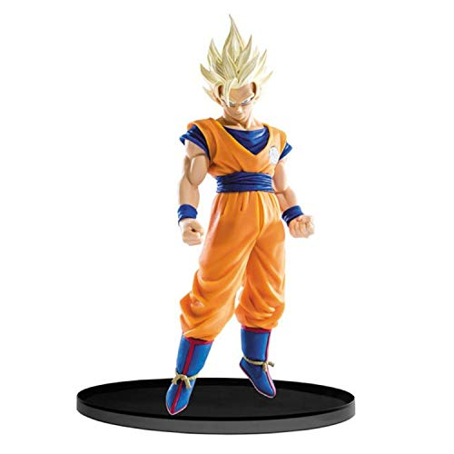 Dragon Ball Z - Figurine DXF - Scultures Big Budokai 6 Vol 2 - Goku Sayan 2 17 cm