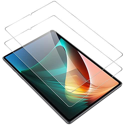 IVSOTEC Protector Pantalla Compatible con Xiaomi Pad 5/5 pro 5G 2021 11 Pulgadas, Cristal Templado Dureza 9H Anti-rasguños Protector Pantalla para Xiaomi Pad 5/5 pro 2021,2 Piezas