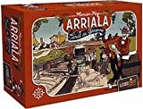 Arriala: Werden sie zum besten Baumeister des Garonne-Kanals - Familienspiel