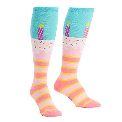 Sock It To Me Women's Birthday Knee High Socks