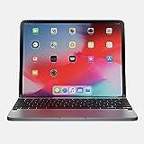 BRYDGE 12.9 Pro, Hochwertige Bluetooth Tastatur aus Aluminium, deutsches Layout QWERTZ, für das...