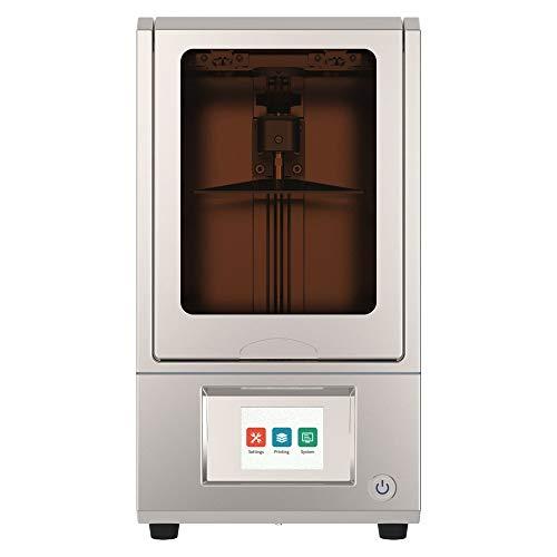 ETE ETMATE L'imprimante 3D Adopte la Technologie de Formation de Surface de Cure à la Lumière LCD, Adaptée à l'Industrie de l'éducation, de Haute Précision, de Sécurité
