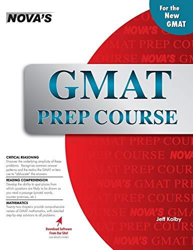 GMAT Prep Course