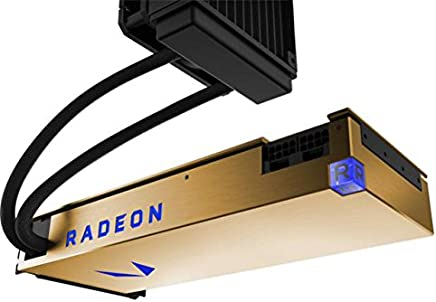 AMD Vega Frontier Edition 16 GB High Bandwidth Memory (HBM) - Tarjeta gráfica (16 GB, High Bandwidth Memory (HBM), PCI Express x16 3.0)